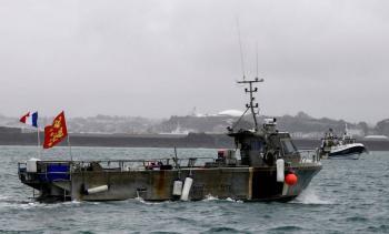 Francia anuncia represalias post-Brexit por pesca
