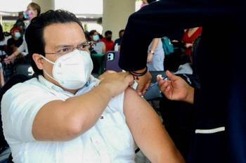 Concluye vacunación contra Covid-19 de mayores de edad en CDMX