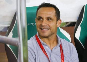 Sergi Barjuan es nombrado técnico provisional del Barcelona