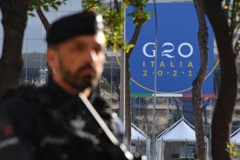 El G20 se reúne en Roma para hablar de clima, pandemia y economía