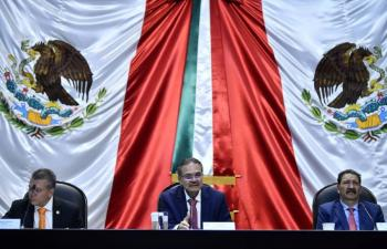 Oropeza destaca aumento de producción en Pemex