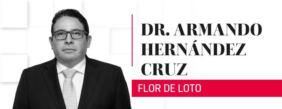 Dr Armando Hernaacutendez Cruz