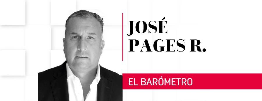Joseacute Pages R
