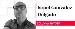 Columna de Israel Gonzaacutelez Delgado