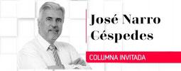 Columna de Joseacute Narro Ceacutespedes