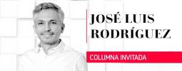 Columna de Joseacute Luis Rodriacuteguez