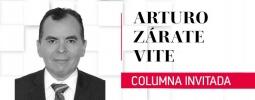 Columna de Arturo Zaacuterate Vite