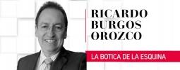Columna de Ricardo Burgos Orozco