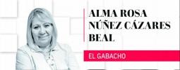 Columna de Alma Rosa Nuntildeez Cazares