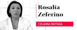 Columna de Rosaliacutea Zeferino
