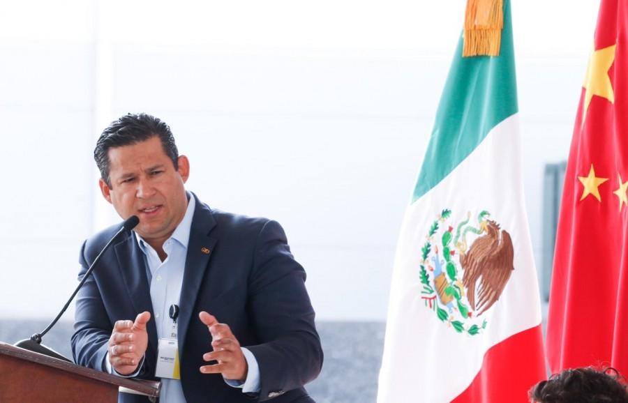 Guanajuato se mantiene como punta de lanza en el clúster automotriz: Gobernador