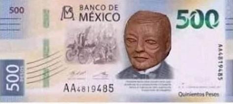 Develan busto de Benito Juárez en San Antonio, SLP
