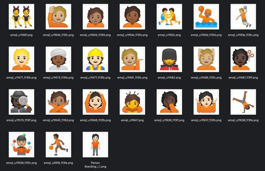 Revelan nuevos emojis para finales de año
