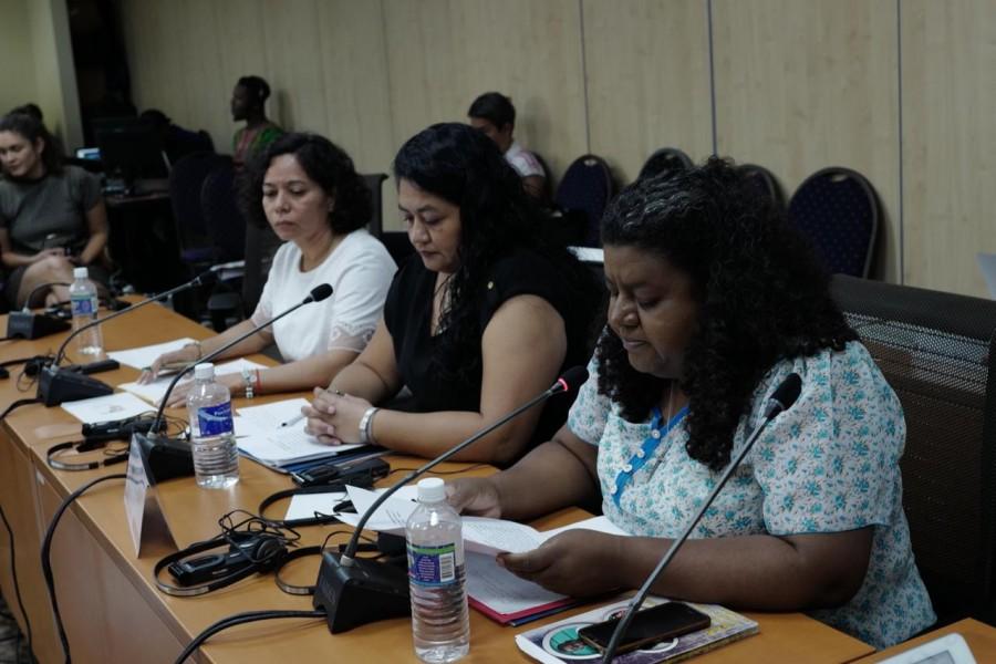 Audiencias en la CIDH