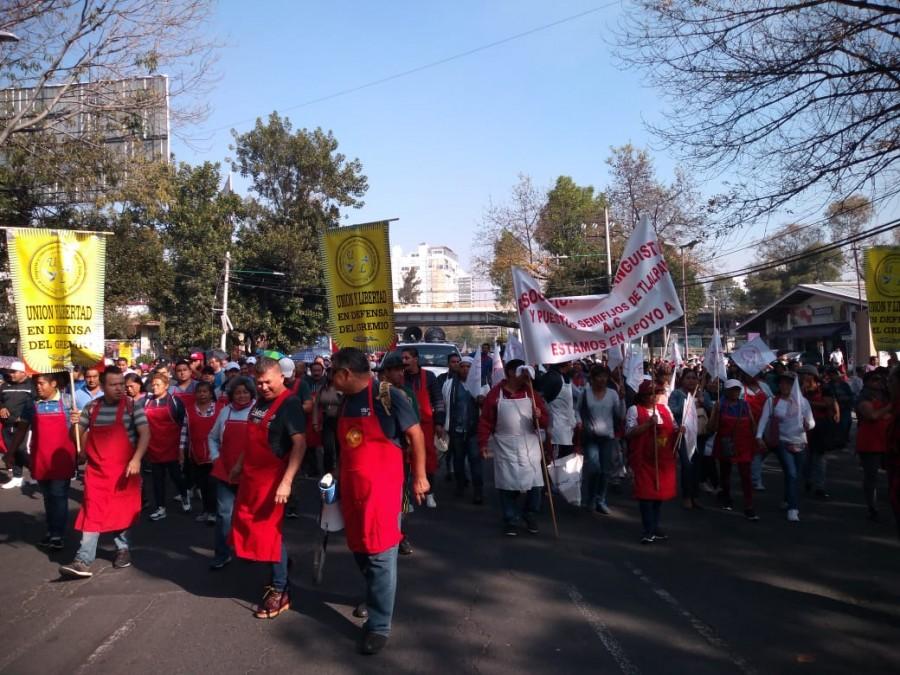 marcha Coyoacán