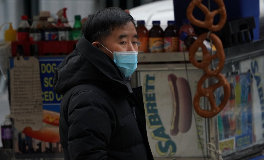 China en alerta máxima por coronavirus