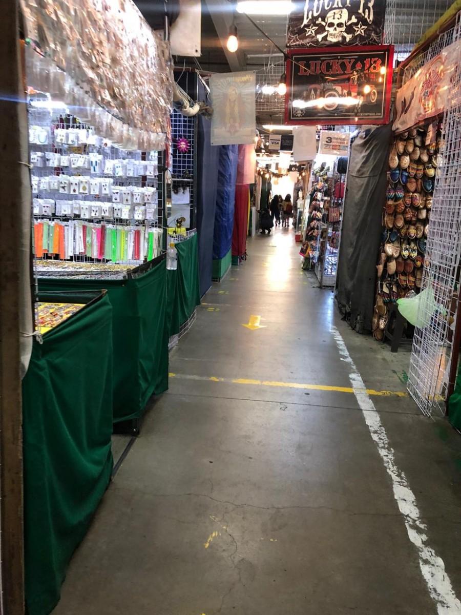 Mercado de Artesanías en Coyoacán
