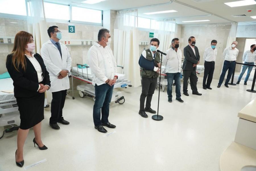 IMSS y gobierno de Nuevo León inauguran UMF No.71