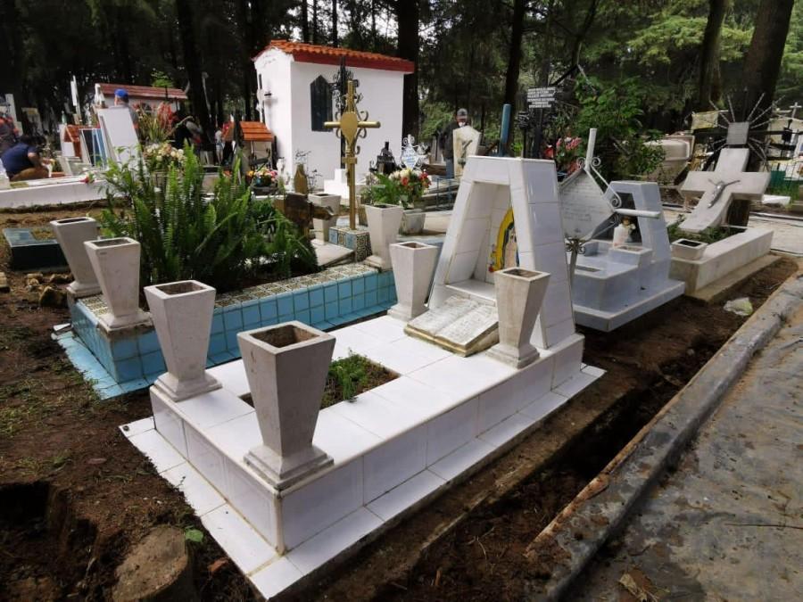 Panteones de Cuajimalpa