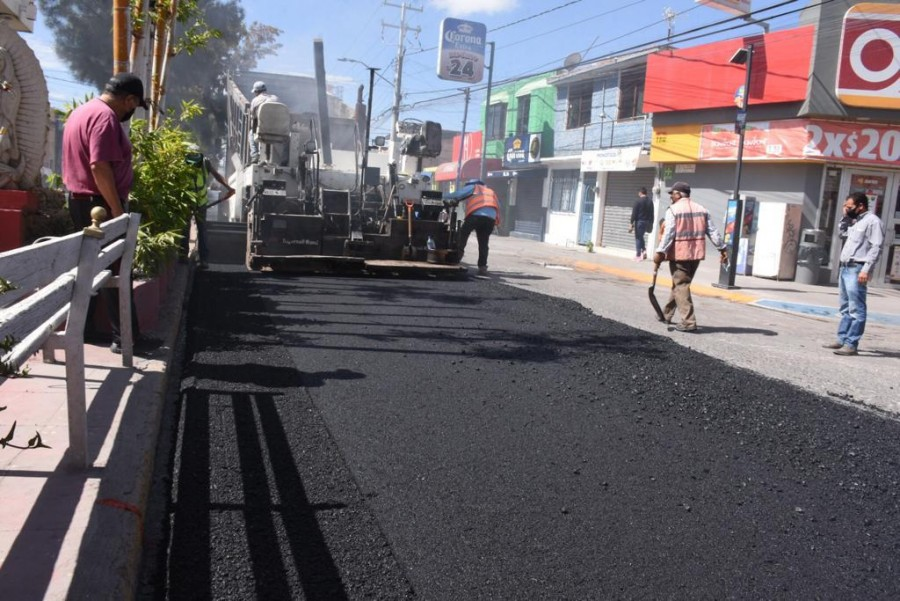 AYUNTAMIENTO DE SOLEDAD EMPRENDE HISTÓRICA REMODELACIÓN DE LA AVENIDA DE LOS PINOS