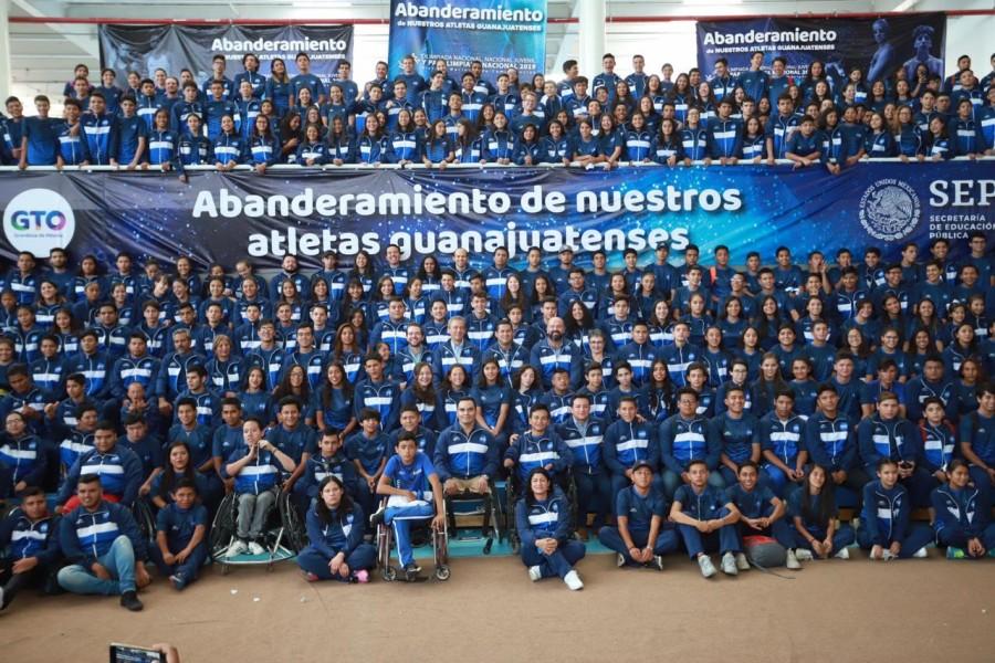 Anuncian construcción de villa para deportistas en León, Guanajuato