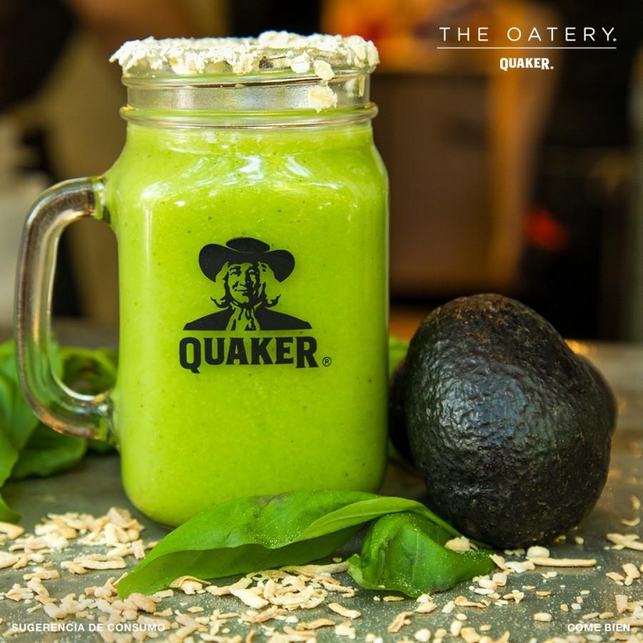 Desmienten mitos acerca de los carbohidratos en licuadería pop de Quaker