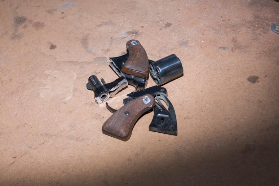 Sí al desarme, sí a la paz (Iztapalapa)