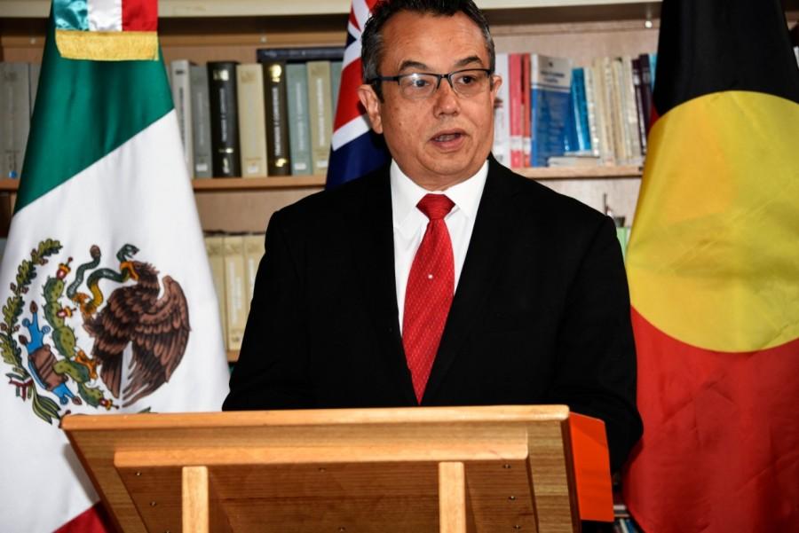 México recupera piezas prehispánicas en colaboración con el Gobierno de Australia