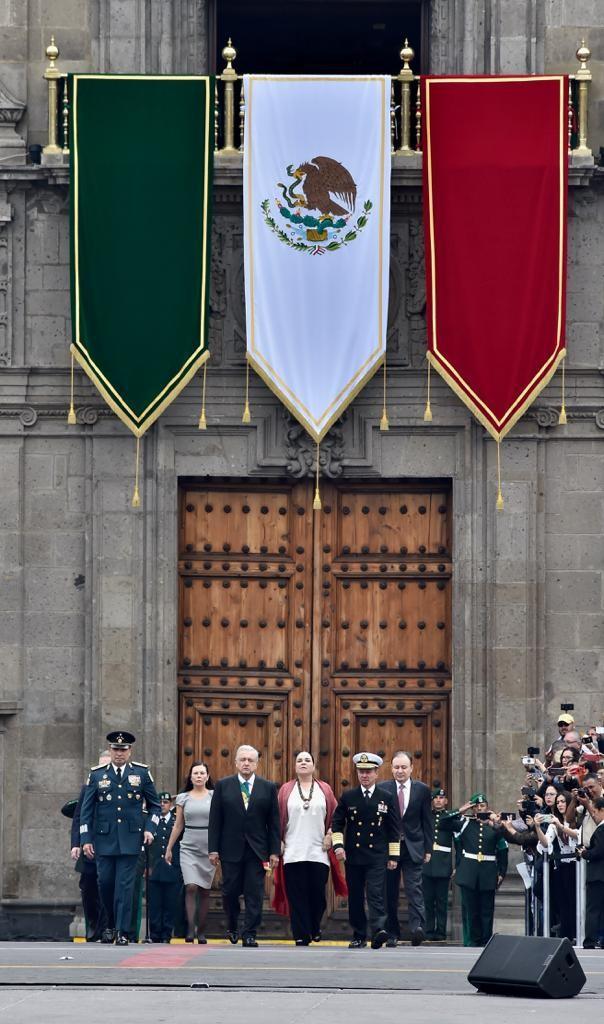 Desfile Militar 2019