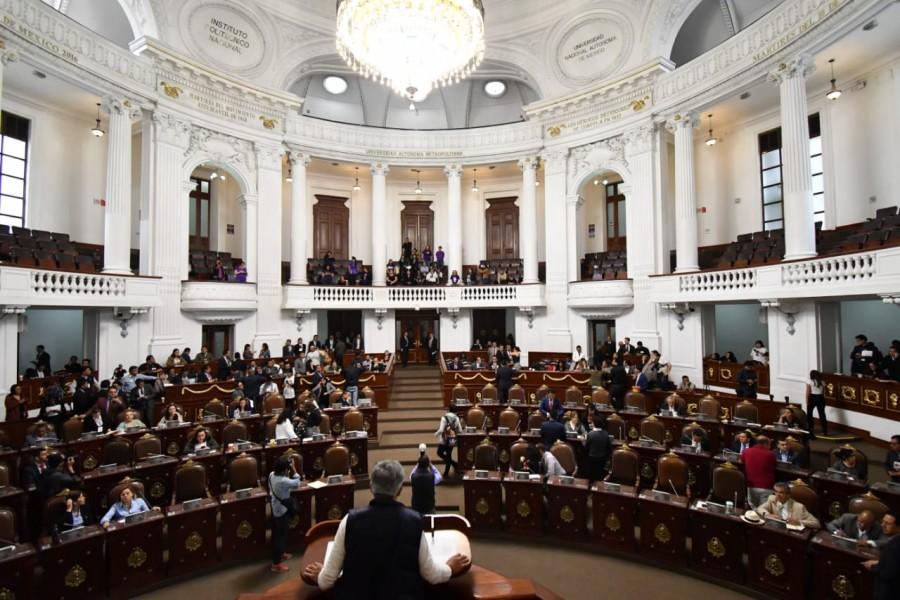Congreso avala la ?Ley Olimpia? contra la difusión de contenidos sexuales sin consentimiento