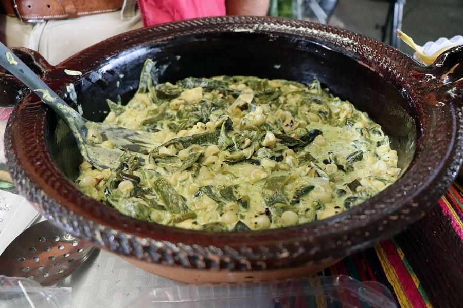 Invitan a la Romería de elote Cacahuazintle en la Ceda