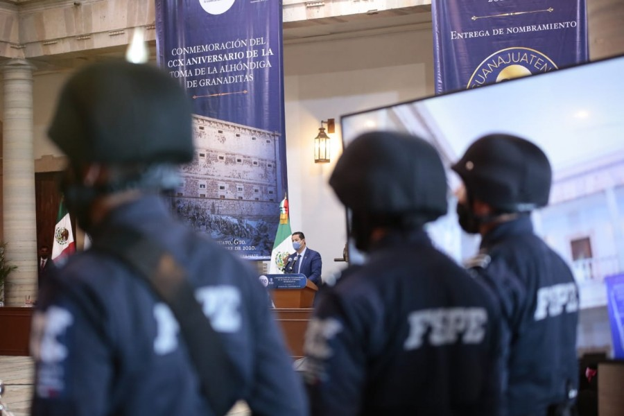 Rodríguez Vallejo llama a luchar en unidad por un nuevo federalismo