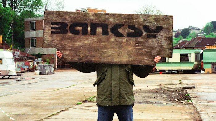Banksy, popular artista callejero