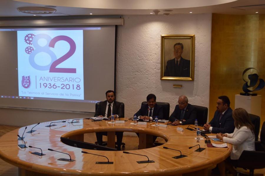 Chíguil plantea convenio con el IPN, en busca de mayor seguridad