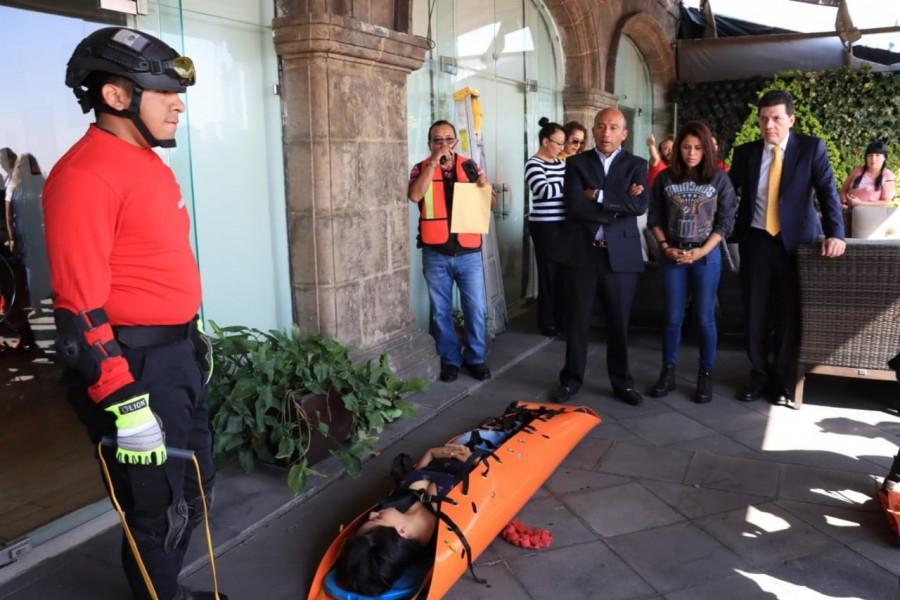 Piden cuerpos de rescate permanente para enfrentar emergencias como el 19-S