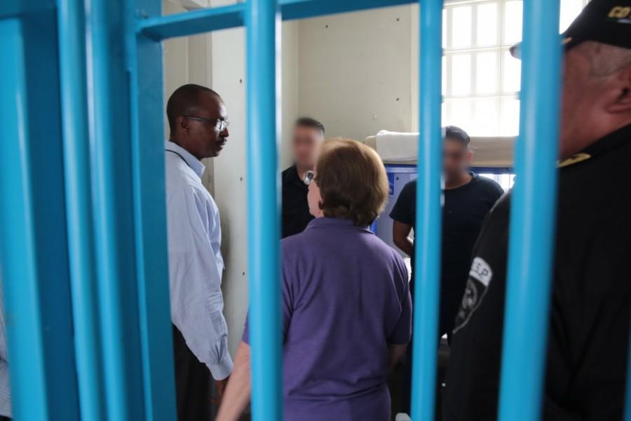 Centros penitenciarios reciben recertificación internacional