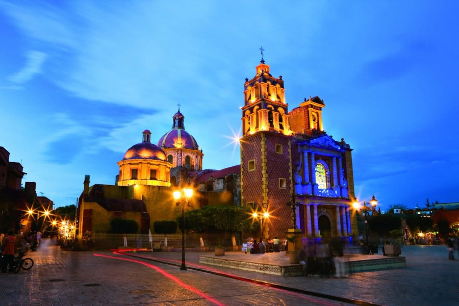 Pueblo Mágico, San Joaquín, Querétaro