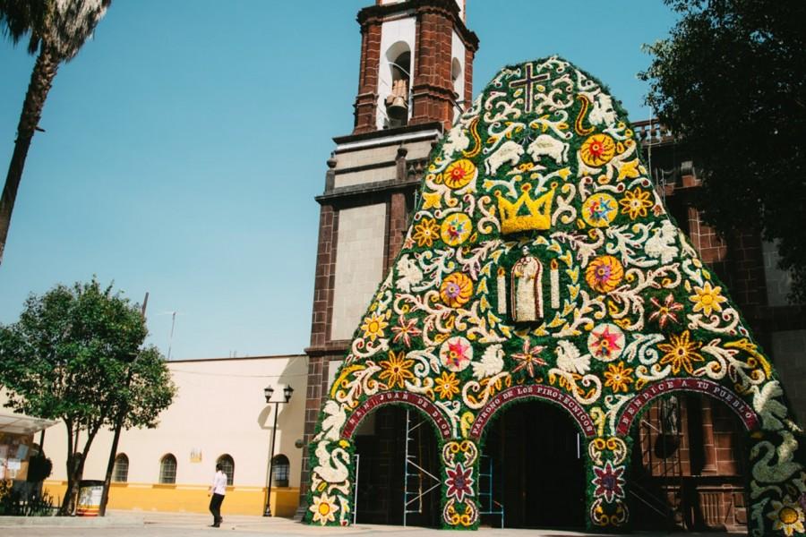 Así es Tultepec, la capital nacional de la pirotecnia