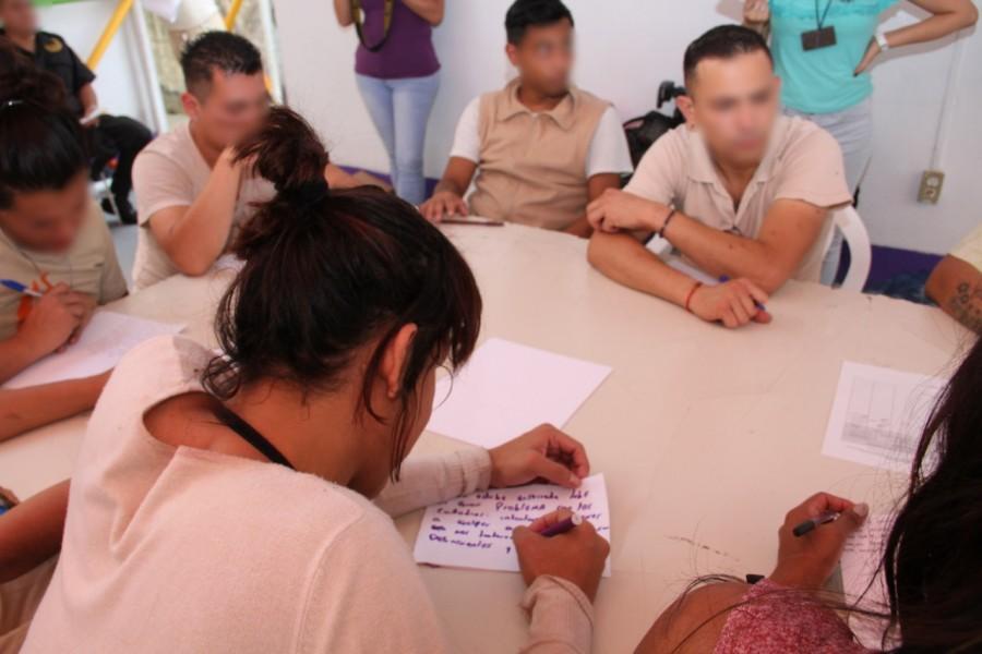 Conmemoran Día Internacional contra la Homofobia, en penales de CDMX