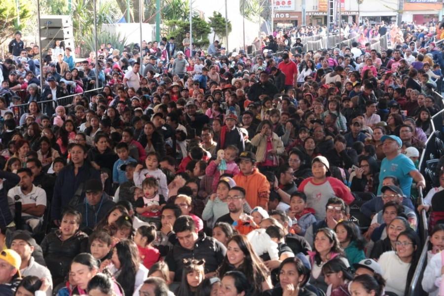 En Día de Reyes, Cuajimalpa entrega más de 16 mil juguetes