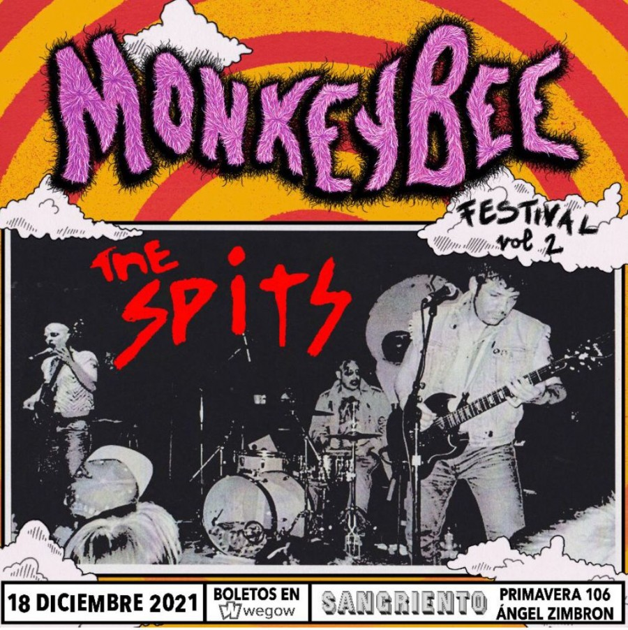 Conoce a las bandas del mes que MonkeyBee