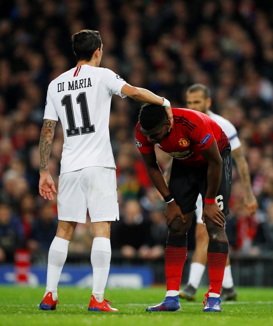 PSG da un golpe de autoridad ante el United; El Porto de Herrera cae frente a la Roma