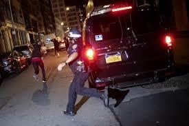 Disturbios en EE UU