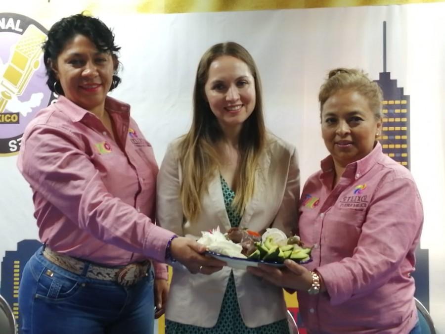 Anuncian la Décimo Cuarta Feria de la Cecina en Atlixco, Puebla