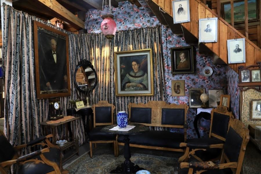 Conserva Museo Casa de Madera, más de 50 años de coleccionismo