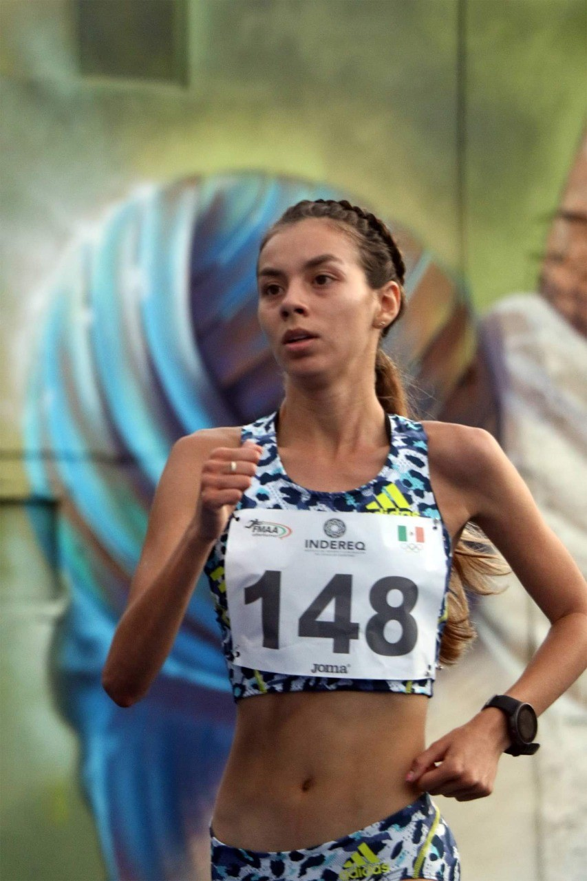 Deportistas del Edomex se encuentran lisos para los Juegos Olímpicos