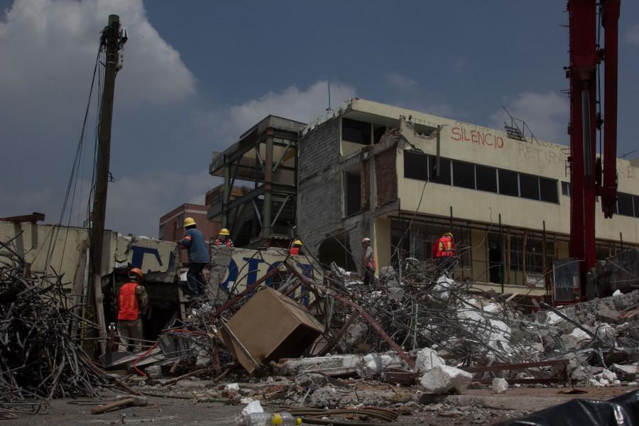 Aniversario del sismo 19S
