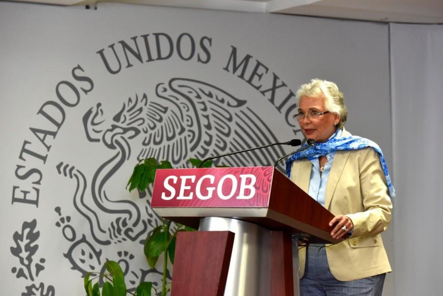 Reconocimiento al trabajo en Gobernación, la designación de Zoé Robledo en el IMSS: Sánchez Cordero