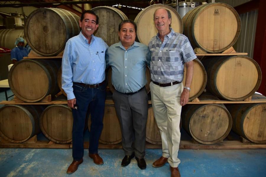 Vino producido en Soledad obtuvo la Gran Medalla de Oro en el Concurso Mundial de Bruselas