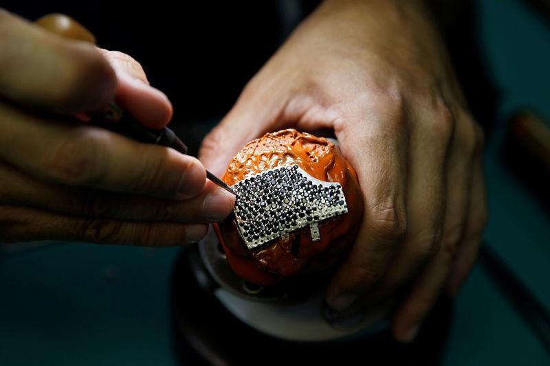 La mascarilla de coronavirus más cara del mundo